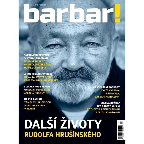 Barbar - únor 2018 - Elektronický časopis