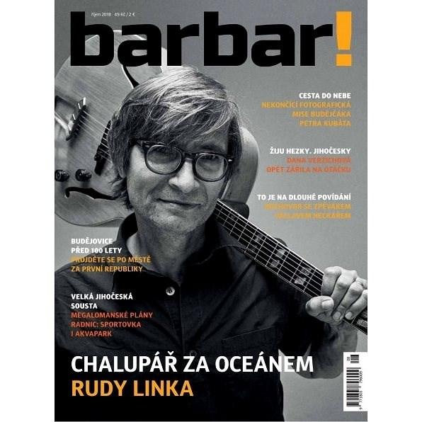 Barbar - říjen 2018 - Elektronický časopis