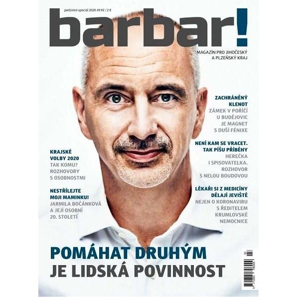 Barbar - podzimní speciál 2020 - Elektronický časopis
