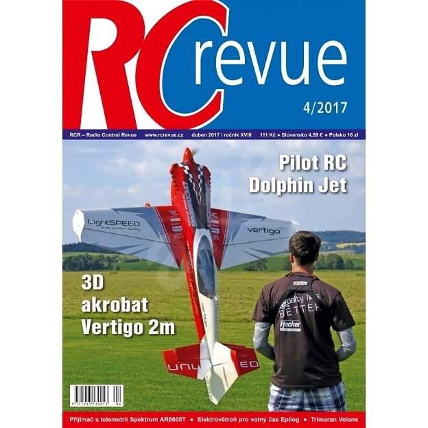 RC Revue - 4/2017 - Elektronický časopis