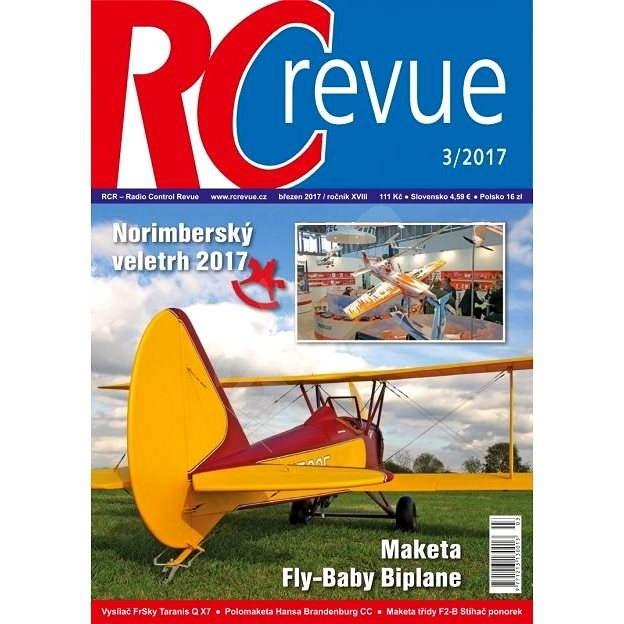 RC Revue - 3/2017 - Elektronický časopis