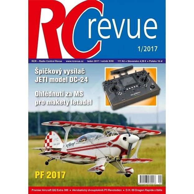 RC Revue - 1/2017 - Elektronický časopis