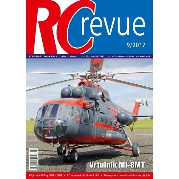 RC Revue - 9/2017 - Elektronický časopis