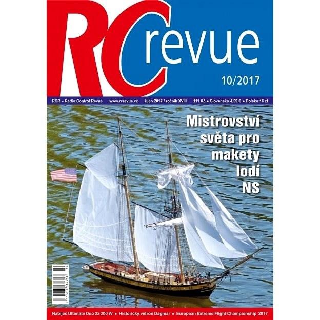 RC Revue - 10/2017 - Elektronický časopis