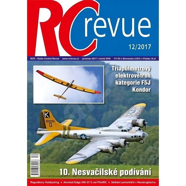 RC Revue - 12/2017 - Elektronický časopis