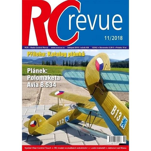 RC Revue - 11/2018 - Elektronický časopis