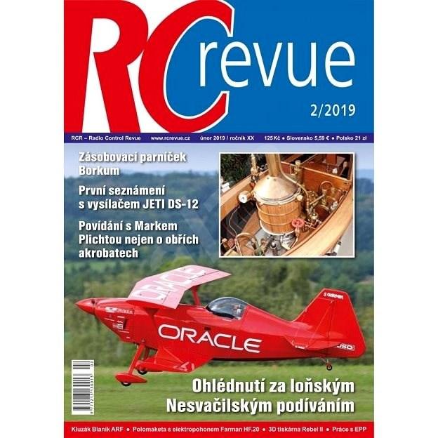 RC Revue - 2/2019 - Elektronický časopis