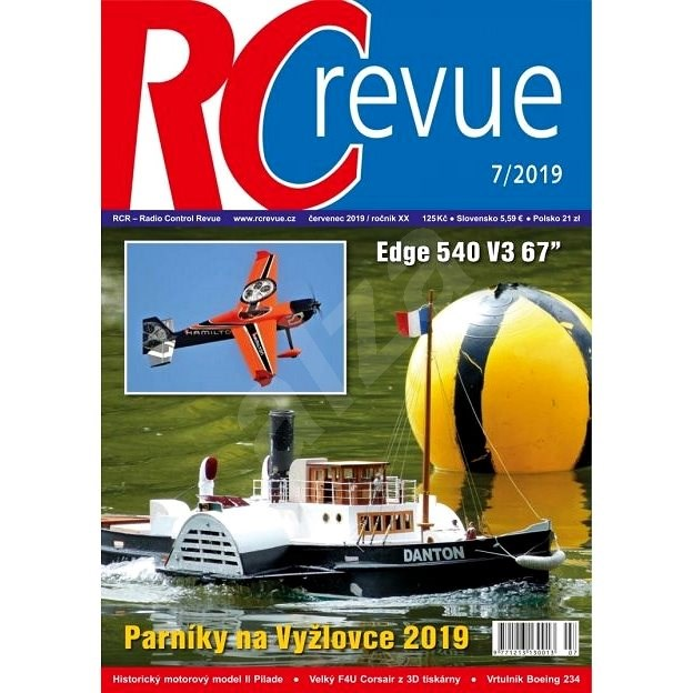 RC Revue - 7/2019 - Elektronický časopis