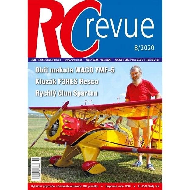 RC Revue  - 8/2020 - Elektronický časopis