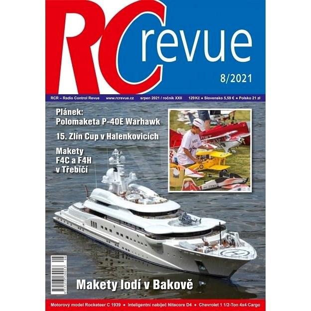 RC Revue  - 8/2021 - Elektronický časopis