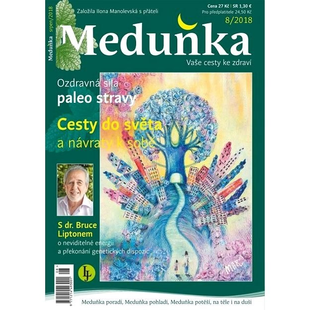 Meduňka - 8/2018 - Elektronický časopis