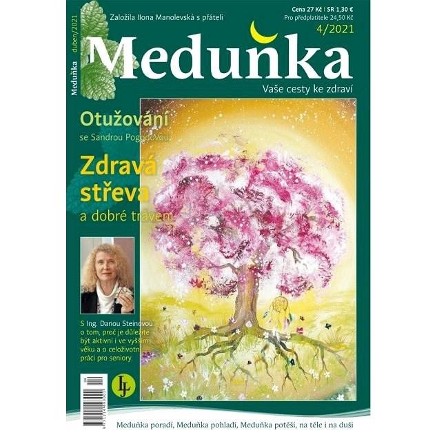 Meduňka - 4/2021 - Elektronický časopis