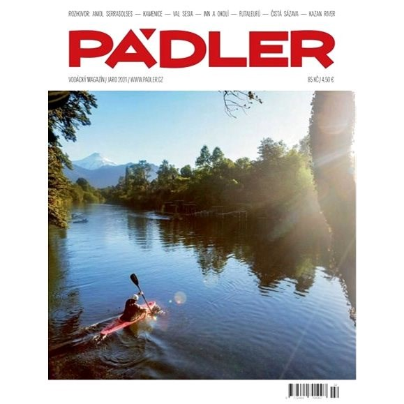 Pádler - 2/2021 - Elektronický časopis