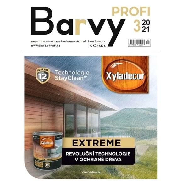 BARVY Profi - 3/2021 - Elektronický časopis