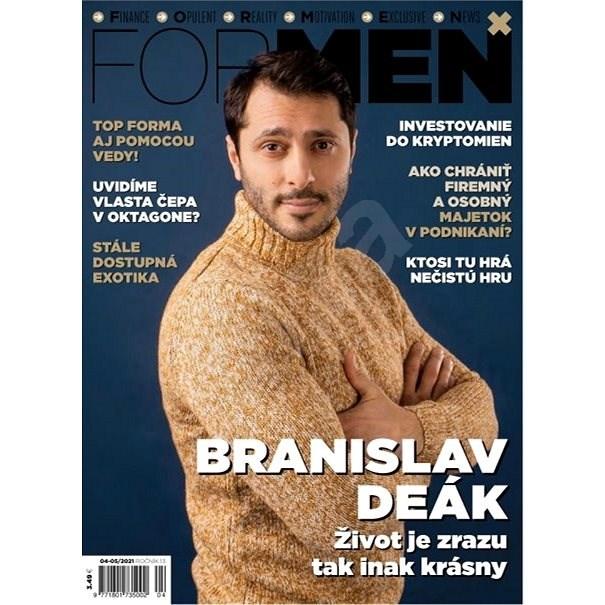 FORMEN SK - 4-5/2021 - Elektronický časopis