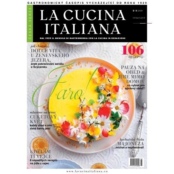 LA CUCINA ITALIANA - 2+3/2020 - Elektronický časopis