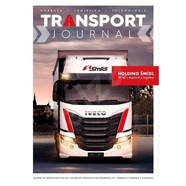TRANSPORT Journal - 1-2/2021 - Elektronický časopis