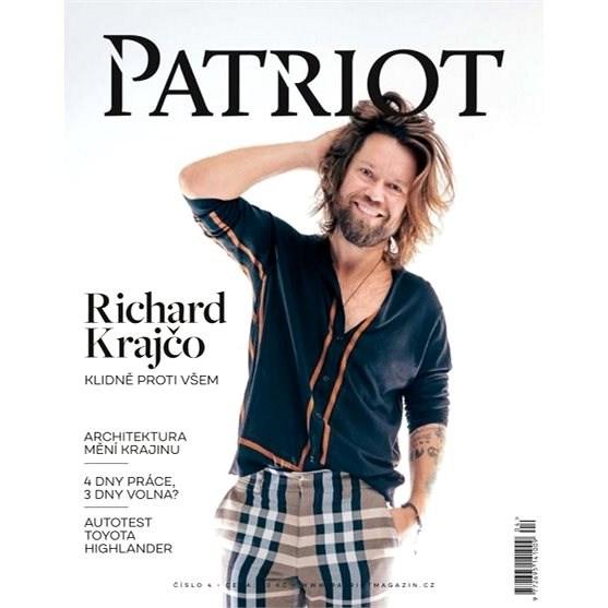 Magazín PATRIOT - MS kraj - 4/2021 - Elektronický časopis