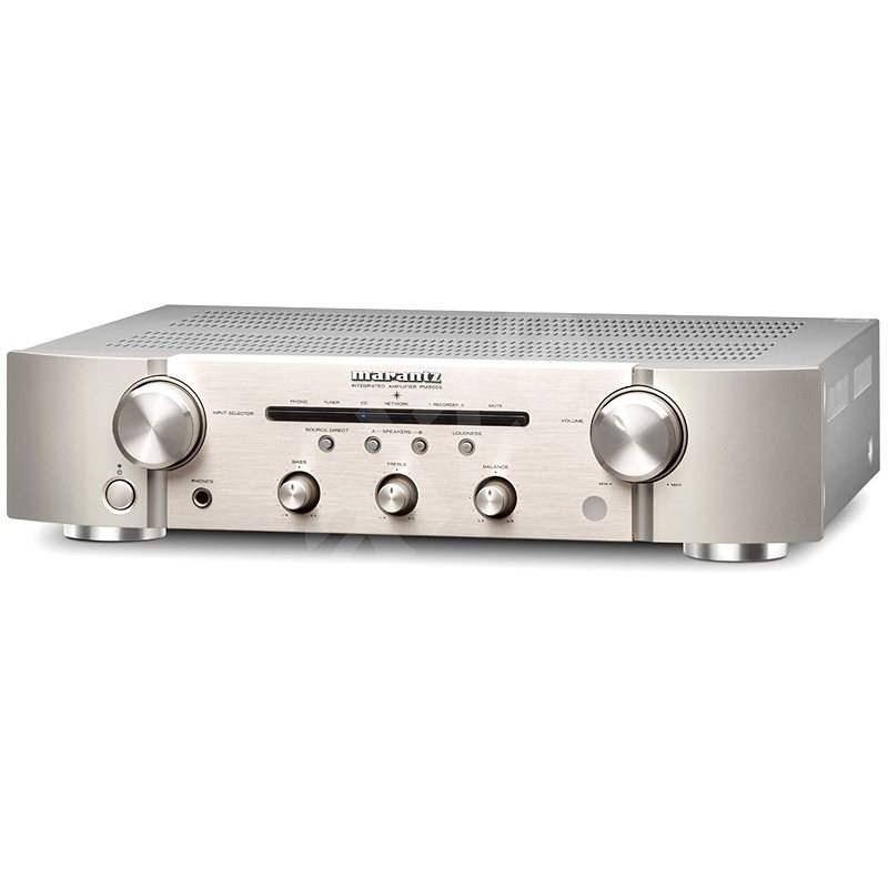 Marantz PM5005 stříbrno-zlatý - HiFi zesilovač