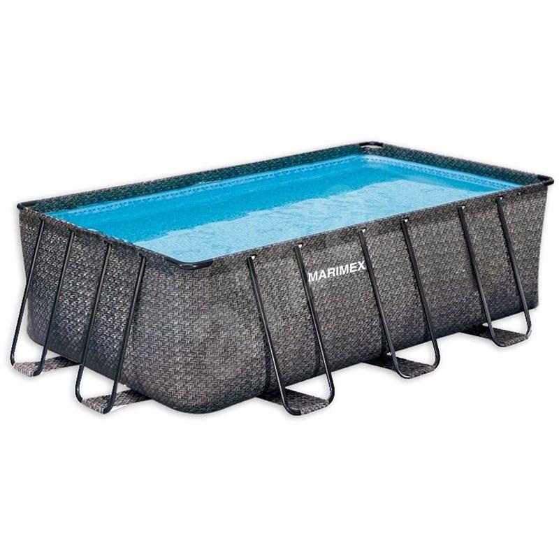 MARIMEX Florida Premium Ratan 2.00 x 4.00 x 1.22m bez příslušenství - Bazén