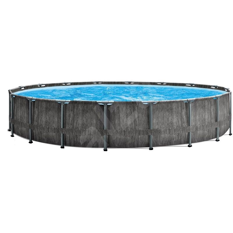 MARIMEX Florida Premium Greywood PRISM 4,57x1,22 m + filtrace a příslušenství - Bazén