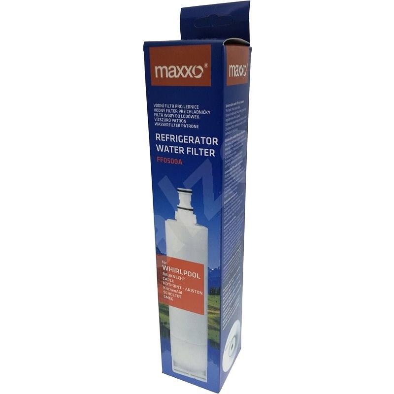 MAXXO FF0500A Náhradní vodní filtr Whirlpool, Bauknecht, Caple, Hotpoint-Ariston, KitchenAid, Scholt - Filtrační patrona