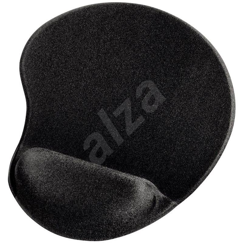Hama gelová, černá - Podložka pod myš
