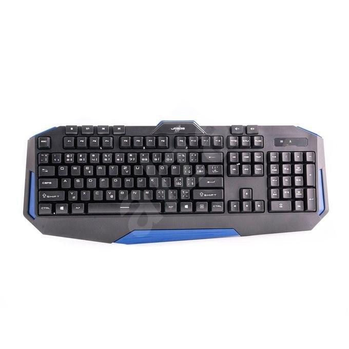 Hama uRage Unleashed - CZ/SK - Herní klávesnice