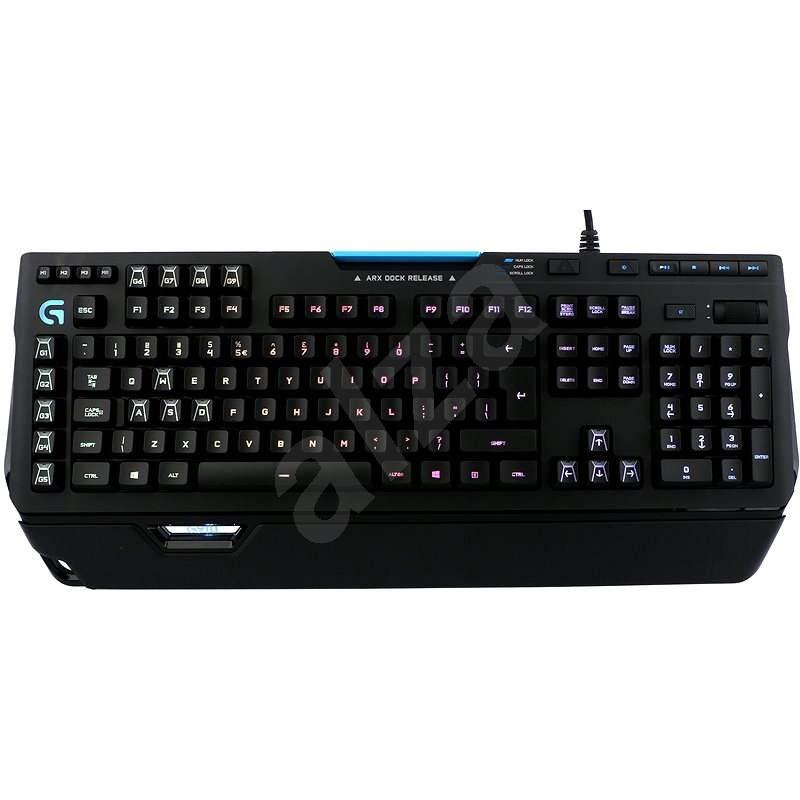 Logitech G910 Orion Spectrum - US INTL - Herní klávesnice