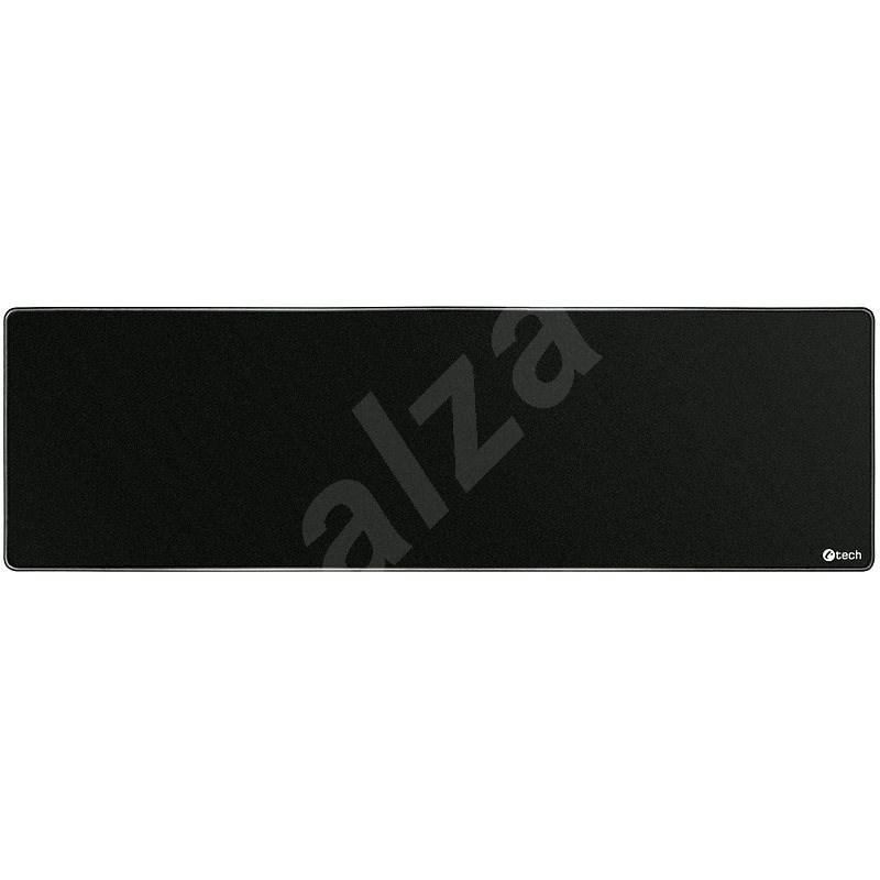 C-TECH MP-01XL černá - Podložka pod myš