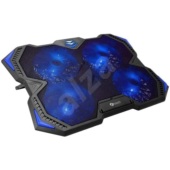 C-Tech Zefyros GCP-01B - Chladící podložka