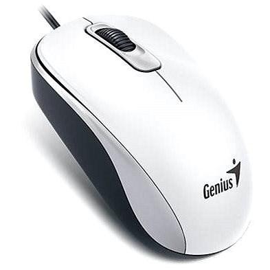 Genius DX-110 Elegant white - Myš