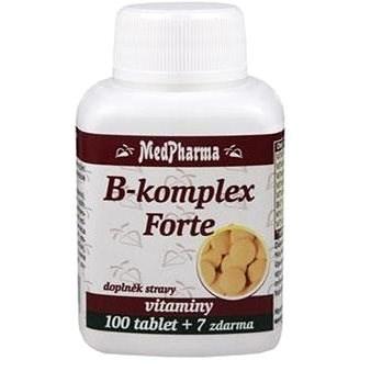 MedPharma B-komplex Forte - 107 tbl. - B komplex