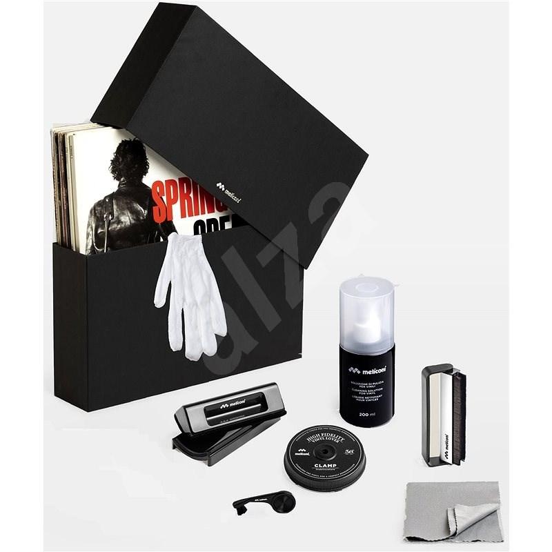 Meliconi Vynil Kit Deluxe - Box na LP desky