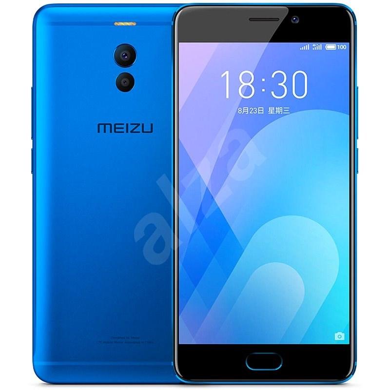 Meizu M6 Note 32GB modrá - Mobilní telefon