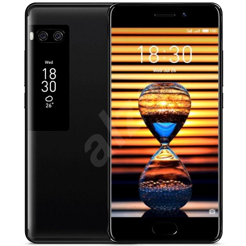 Meizu Pro 7 64GB černá - Mobilní telefon