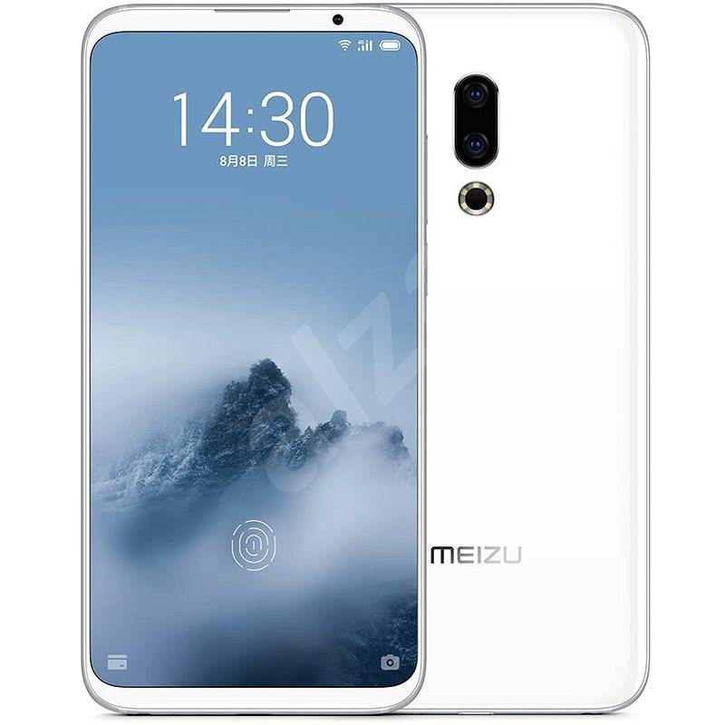Meizu 16 bílá - Mobilní telefon