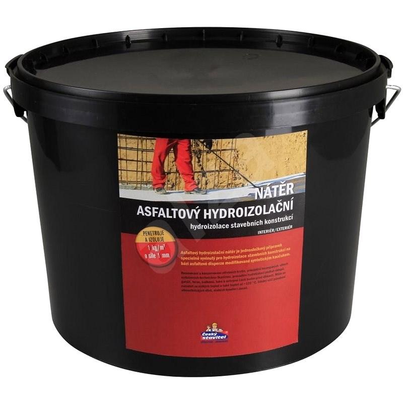 Asfaltový hydroizol. nátěr 5kg (ČS) - Těsnění