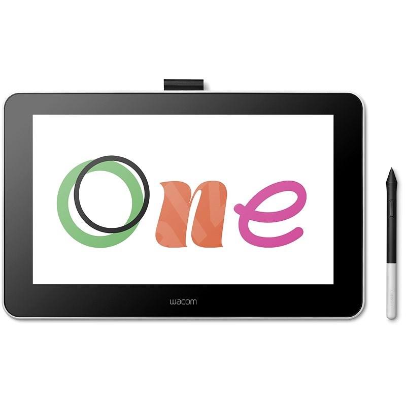 Wacom One - Grafický tablet