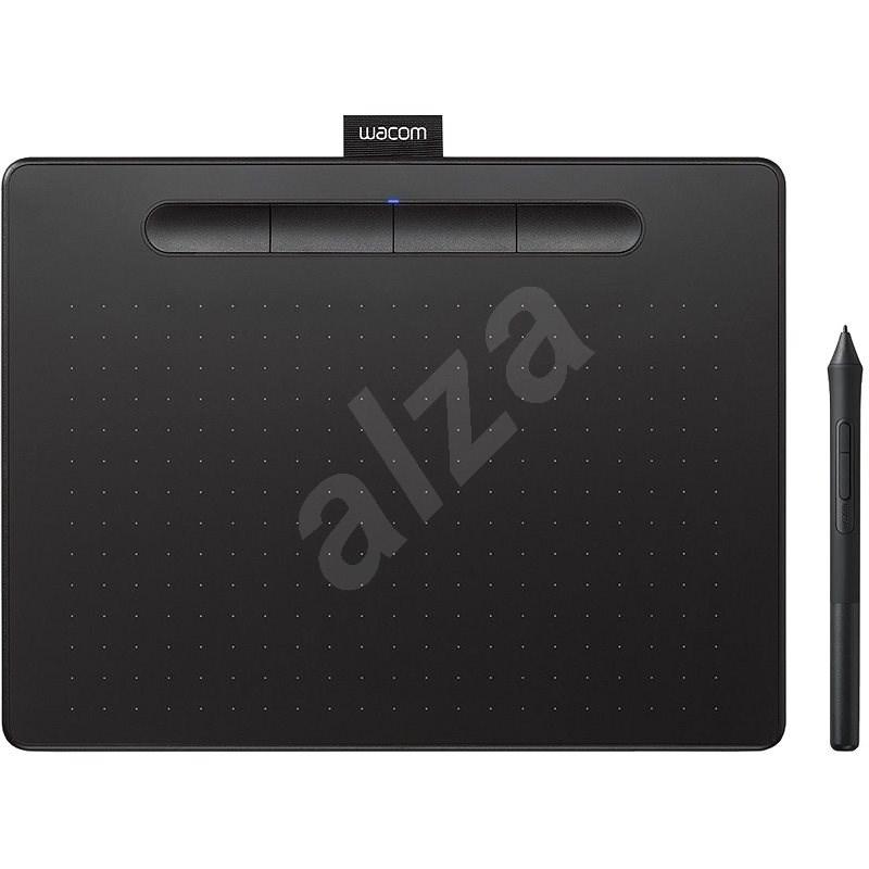 Wacom Intuos Bluetooth M, černá - Grafický tablet