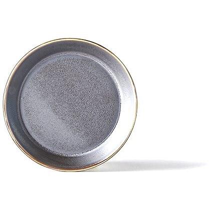 Made In Japan Miska s ohraničeným okrajem metalická 13 cm - Miska