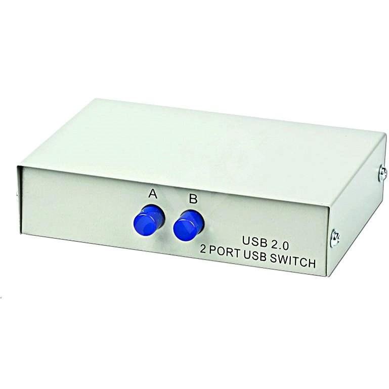 DATASWITCH 2:1 USB manuální DSU-21 - Přepínač