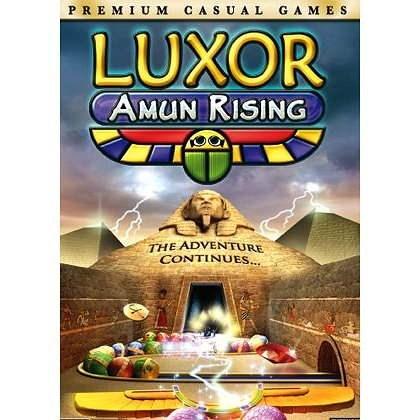 Luxor - Amun Rising - Hra na PC