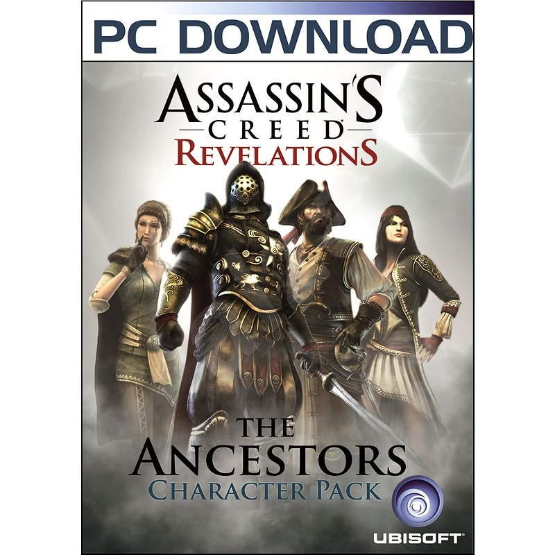 Assassin's Creed: Revelations DLC 1 - The Ancestors Character Pack - Hra na PC