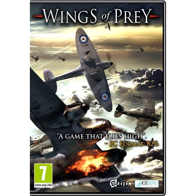 Wings of Prey Collector's Edition - Hra na PC