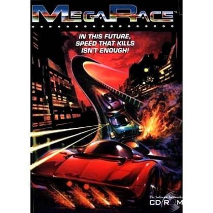 Megarace - Hra na PC