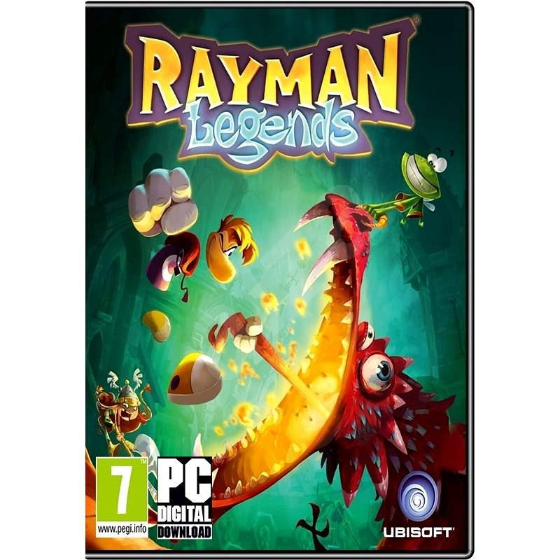 Rayman Legends - Hra na PC