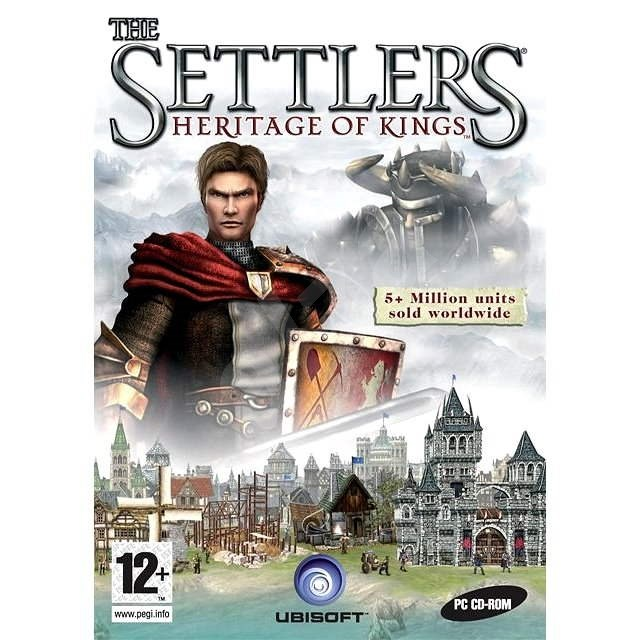 The Settlers 5: Heritage of Kings - Hra na PC