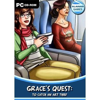 Graces Quest To Catch An Art Thief - Hra na PC