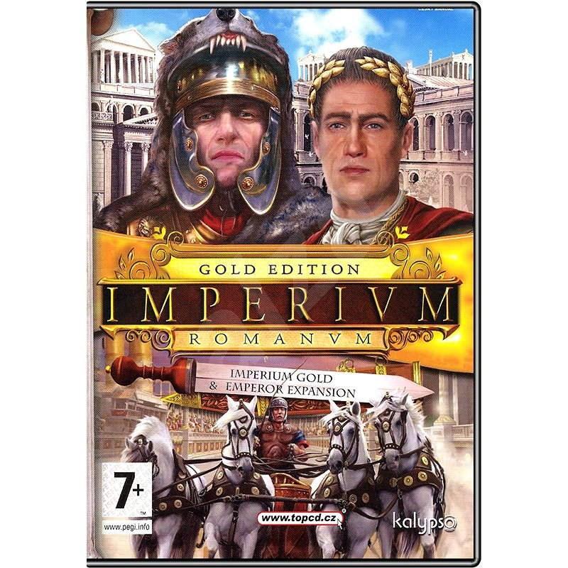 Imperium Romanum Gold Edition - Hra na PC